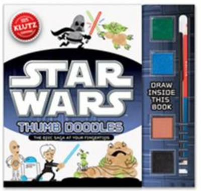 Star Wars Thumb Doodles by April Chorba