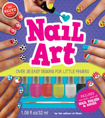 Nail Art by Editors of Klutz