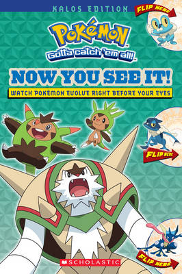 Now You See It! Kalos Edition by