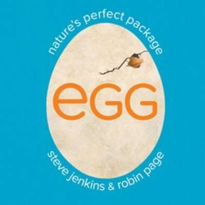 Egg by Robin Page, Steve Jenkins