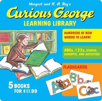 Curious George Learning Library by H. A. Rey