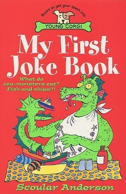 My First Joke Book by Scoular Anderson