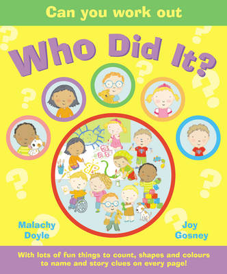 Who Did It? by Malachy Doyle