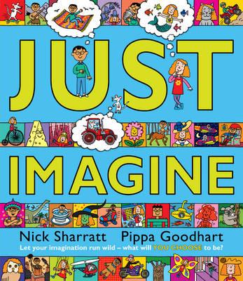 Just Imagine by Pippa Goodhart
