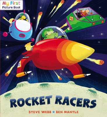 Rocket Racers by Steve Webb