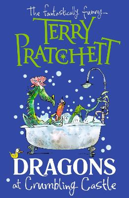 Dragons at Crumbling Castle And Other Stories by Terry Pratchett