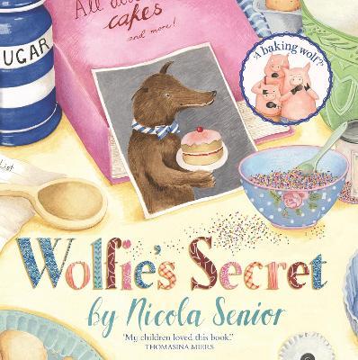 Wolfie's Secret by Nicola Senior
