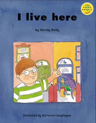 Beginner 2 I live here Book 3 by Wendy Body