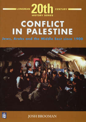 Conflict in Palestine by Josh Brooman
