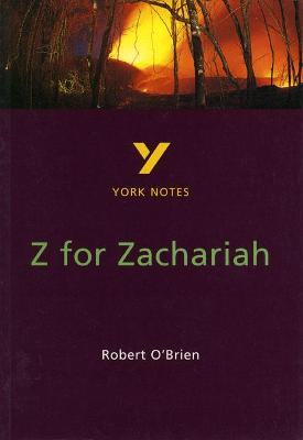Z for Zachariah by Paul Beadle