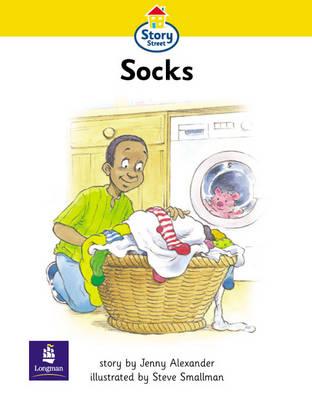 Step 1 Socks Story Street KS1 by Jenny Alexander, Christine Hall, Martin Coles