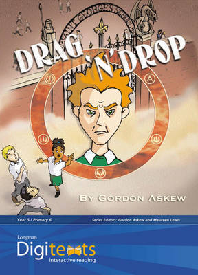 Digitexts: Drag 'n' Drop Teacher's Book and CD ROM by Mike Askew