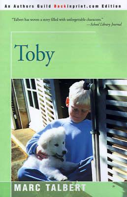 Toby by Marc Talbert