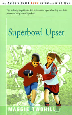 Superbowl Upset by Maggie Twohill