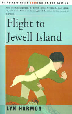 Flight to Jewell Island by Lyn Harmon