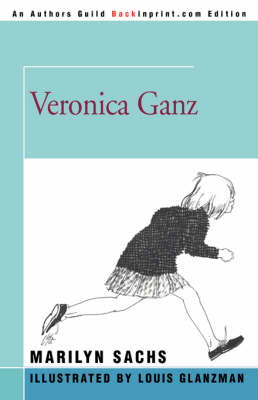 Veronica Ganz by Marilyn S Sachs