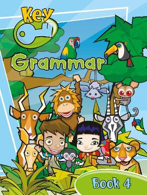Key Grammar Level 4 Easy Buy Pack by