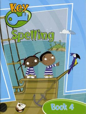 Key Spelling Level 4 Easy Buy Pack by