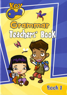 Key Grammar Teachers' Handbook 1 by
