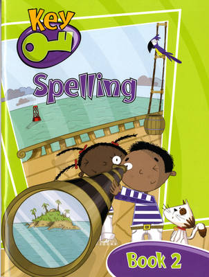 Key Spelling Pupil Book 2 by