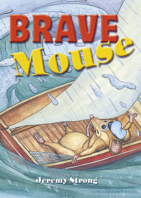 POCKET TALES YEAR 2 BRAVE MOUSE by Jeremy Strong, Jonathan Hateley