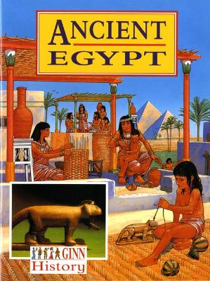Ginn History Key Stage 2 Ancient Egypt Pupil`S Textbook by