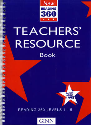 New Reading 360 Levels 1-5: Teachers Resource Book ( Revised 1995) by