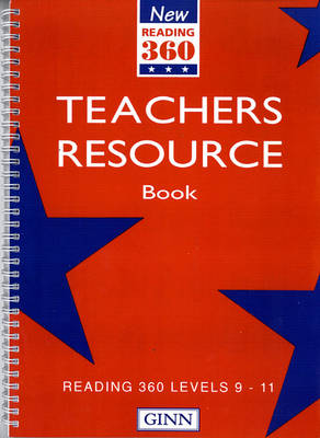 New Reading 360 Levels 9-11: Teachers Resource Book by
