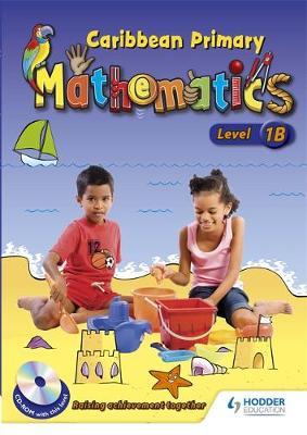 Caribbean Primary Maths Level 1B Pupil Book by Holder, Richardson