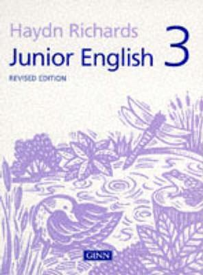Junior English Revised Edition 3 by