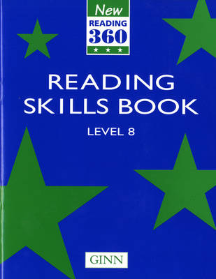 New Reading 360 :Reading Skills Book Level 8 (Single Copy ) by