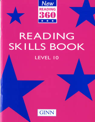 New Reading 360 : Reading Skills Book Level 10 (Single Copy ) by