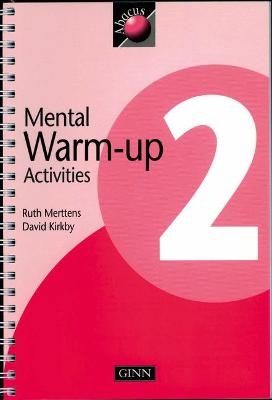 1999 Abacus Year 2 / P3: Warm-Up Activities Book by