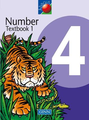 1999 Abacus Year 4 / P5: Textbook Number 1 by