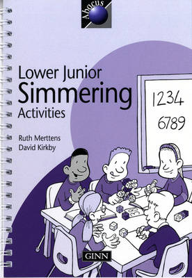 1999 Abacus Year 3-4 / P4-5: Lower Junior Simmering Activities by