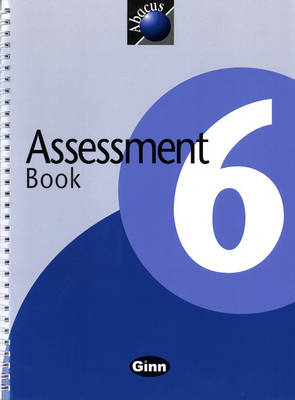 1999 Abacus Year 6 / P7: Assessment Book by