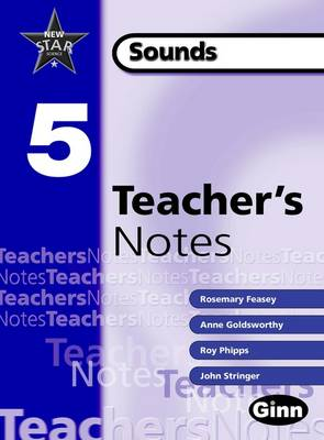 New Star Science: Year 5 Sounds Teacher Notes by