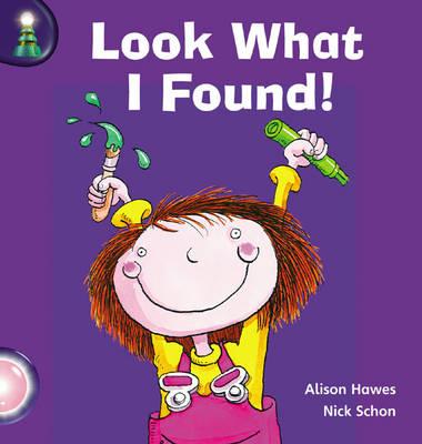 Lighthouse Reception Pink A: Look What I Found by Alison Hawes