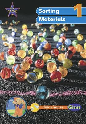 New Star Science Yr 1/P2: Sorting and Using Materials Big Book by