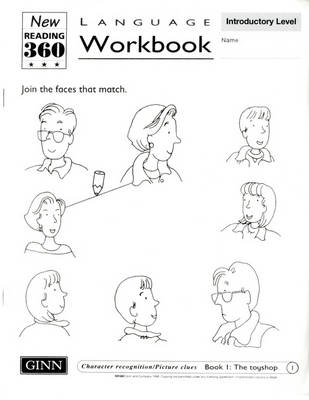 New Reading 360 Introductory Level Workbook by