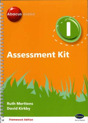 Abacus Evolve Year 1 Assessment Kit Framework by Ruth, BA, MED Merttens, Dave Kirkby, Jon Kurta