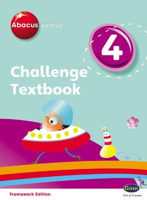 Abacus Evolve Challenge Year 4 Textbook by Adrian Pinel, Jeni Pinel