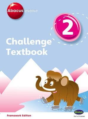 Abacus Evolve Challenge Year 2 Textbook by Gill Potter, Cherri Moseley