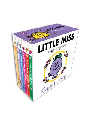 LIttle Miss Board Book Collection by