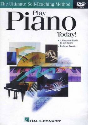 Play Piano Today Beginners Pack by Hal Leonard Corp