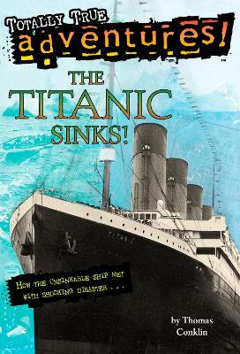 Titanic Sinks by Thomas Conklin