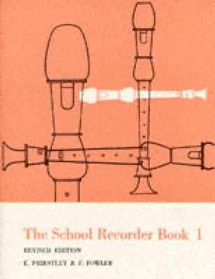 School Recorder Books by Edmund Priestley, F. Fowler