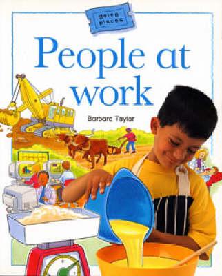 People at Work by Barbara Taylor