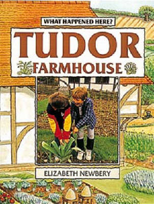 Tudor Farmhouse by Elizabeth Newbury