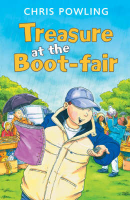 Year 3: Treasure at the Boot-fair by Chris Powling